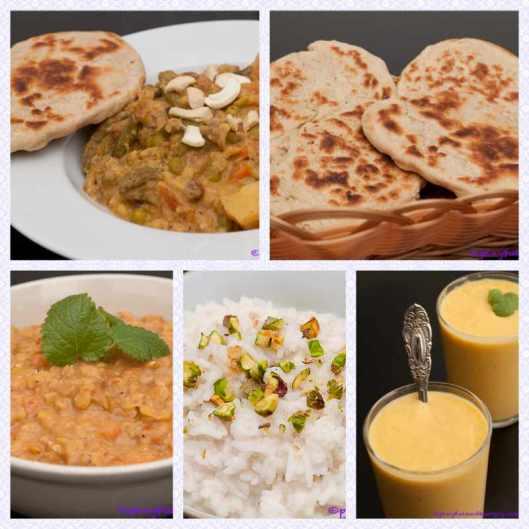 Indien feast