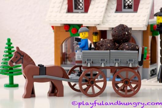 Date Nougat Lego